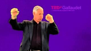 Download Light Up Gallaudet | Benjamin Bahan | TEDxGallaudet Video
