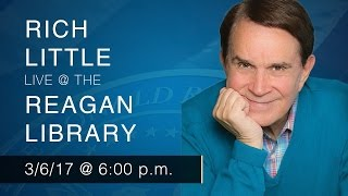 Download A Reagan Forum with Rich Little — 3/6/2017 Video