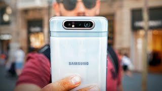 Download SAMSUNG hace un GIRO! Galaxy A80 REVIEW Video
