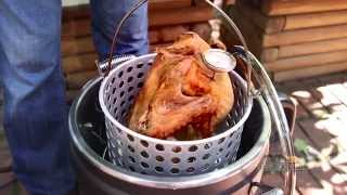 Download Butterball Oil Free Turkey Fryer: Features and Results Video