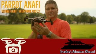 Download Parrot ANAFI Second Flight ALL THINGS PERFECTED Video