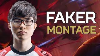 Download Faker Montage 2017 - League of Legends [LOLPLAYTV] Video