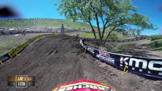 Download GoPro: Jessy Nelson Moto 2 - Thunder Valley MX Lucas Oil Pro Motocross Championship 2016 Video