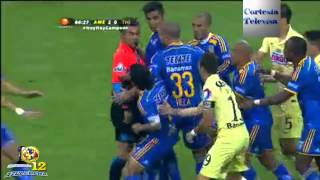Download America vs Tigres 3-0 (3-1) Final Vuelta Apertura 2014 Video
