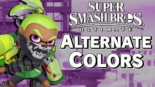 Download Smash Ultimate Full Game Costumes: First Impressions - Super Smash Bros. – Aaronitmar Video