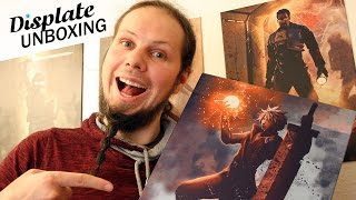Download Displate Unboxing and Review - Fantastic Gaming Artwork Video