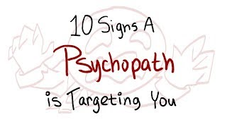 Download 10 Signs A Psychopath is Targeting You Video