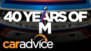 Download BMW M history - a quick look at 40 years of ///M Video