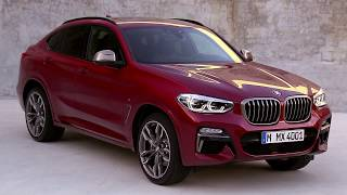 Download 2019 BMW X4 footage Video