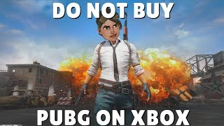Download PUBG on Xbox One Review - Do NOT Buy (Player Unknown's Battlegrounds) Video