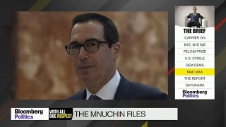 Download Mnuchin Likely to Take Heat Over OneWest Ownership Video