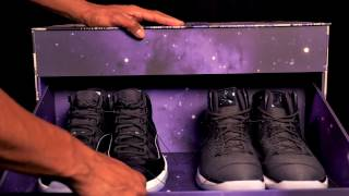 Download UNBOXING: A LIMITED Air Jordan 11 Space Jam 2016 Sneaker Package Video