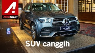 Download Mercedes-Benz GLE 450 2020 Indonesia | First Impression Review Video