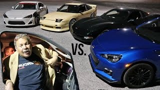 Download OLD GUY VS. STREET DRIFTING Video