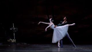 Download Giselle - Act II pas de deux (Natalia Osipova and Carlos Acosta, The Royal Ballet) Video