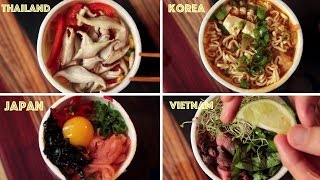 Download 5 Creative Cup Noodle Creations Video