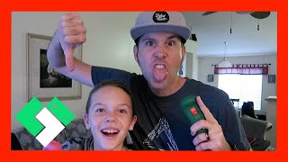 Download FATHER VS DAUGHTER JUST DANCE OFF! (Day 1755) Video