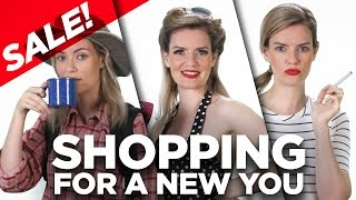 Download Shopping for a New Version of You Video