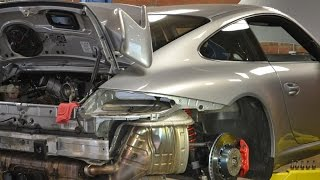 Download How to Remove a Porsche 997 GT3 Engine Video