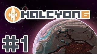 Download Halcyon 6 Release - Extinction Event - Part 1 Let's Play Halcyon 6 Video