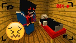 Download Do NOT Record Yourself Sleeping in Minecraft! (TERRIFYING) Video