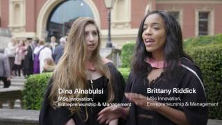 Download MSc graduates - 'What is your advice to incoming Master's students?' Video