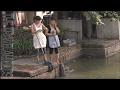 Download China Tongli streetlife. Video
