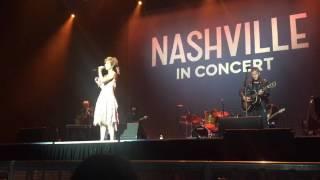 Download Clare Bowen - Little By Little - Nashville Tour 2017 Birmingham Arena 9 June Video
