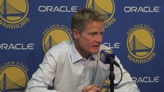 Download Kerr: Green changed first play of Thunder game to give ball to KD Video