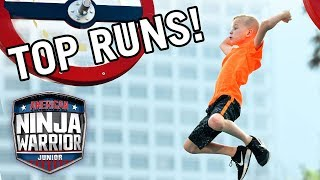 Download American Ninja Warrior Junior: 10 More Amazing Runs from Season 1! | Universal Kids Video