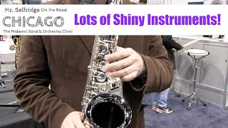 Download Trying out Lots of Shiny Instruments! Video