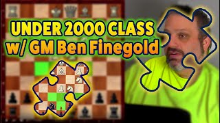 Download Under 2000 Class with GM Ben Finegold Video