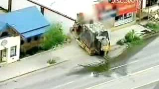 Download Destroyed in Seconds - Bulldozer Rampage Video
