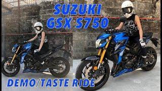 Download GakiMoto 126 : Suzuki GSX s750 Taste Ride! Video