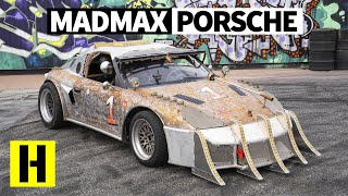 Download Apocalypse-Ready, GT3 Powered Porsche Boxster LeMons Racer?? Video
