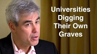 Download Are Universities Digging Their Own Graves? - Jonathan Haidt Video