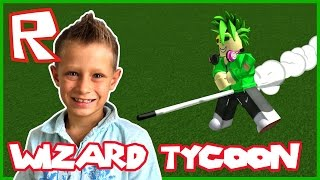 Download Wizard Tycoon / I am a Wizard in Roblox Video