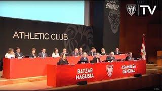 Download Asamblea General Ordinaria /Ohiko Batzar Nagusia 2018 Video