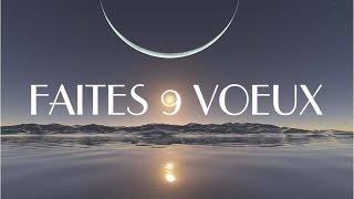 Download LES 9 VŒUX DE NOUVELLE LUNE 13 Juin 2018 Attraction financière Energie infinie Video