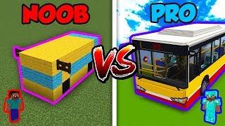 Download Minecraft NOOB vs. PRO: BUS in Minecraft! Video