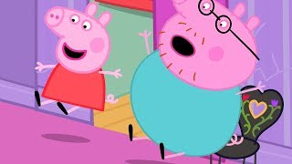 Download Peppa Pig Official Channel | Peppa Pig Slides in Madame Gazelle's House Video