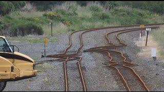 Download Incredible Earthquake devastation in Oaro near Kaikoura New Zealand Video