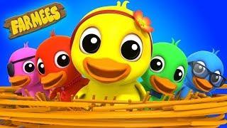 Download ABC Song Nursery Rhymes | Baby Song | Kids Cartoon Video