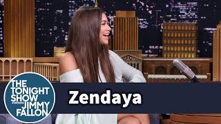 Download Zendaya on Playing Mysterious Michelle in Spider-Man: Homecoming Video