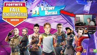Download Tfue Second Wins At Fortnite Fall Skirmish Tournament | Week 2 - Game 5 Video