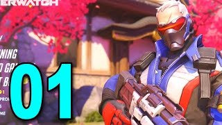 Download Overwatch - Part 1 - THIS GAME IS AWESOME! (HD PC Gameplay) Video