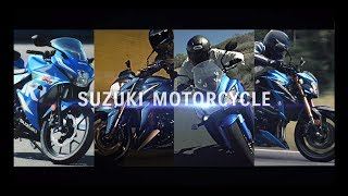 Download Suzuki Motorcycle For 2018 and Beyond Video