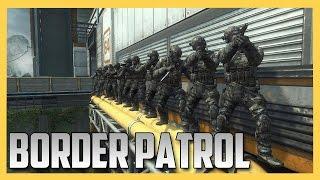 Download Border Patrol on BO2 (Snipers vs Runners) Video