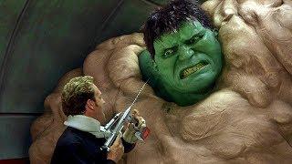 Download Hulk Escapes Military Base - Hulk Smash Scene - Hulk (2003) Movie CLIP HD Video