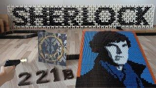 Download SHERLOCK in 100,000 dominoes Video